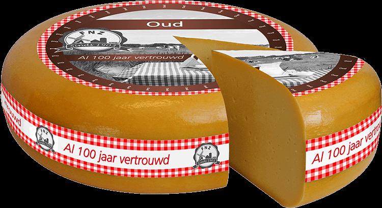 Oude kaas door FNZ Kaas