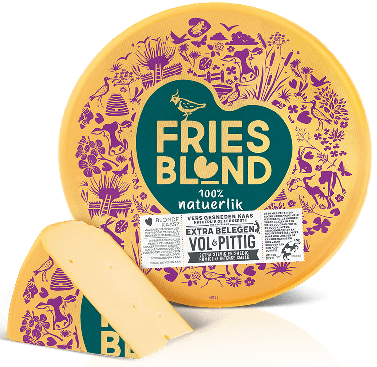 Bestel Friesblond extra belegen 48+ online bij FNZ Kaas